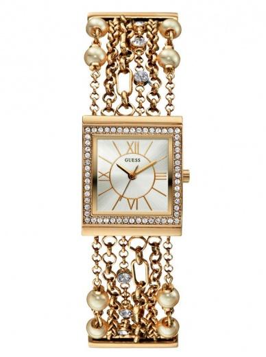 Заказать fashion часы GUESS W0140L2 с гарантией 2 года