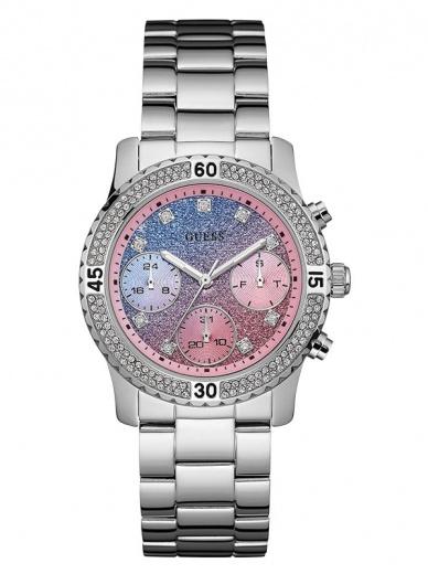 Женские fashion-часы GUESS W0774L1 из коллекции Ladies Sport с календарем в магазине часов Timebar