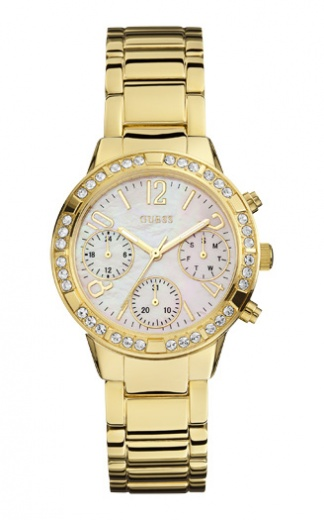 Купить фирменные женские часы (США) GUESS W0546L2 с гарантией 24 месяца