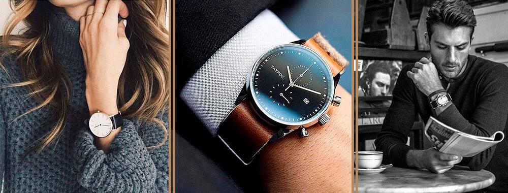 Значение и приметы: часы на левой руке