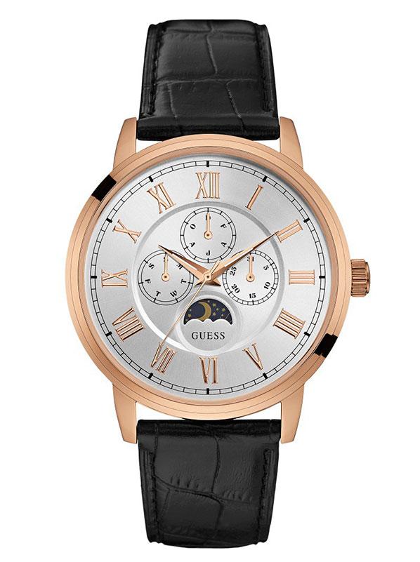 Мужские электронные наручные часы с лунным календарем