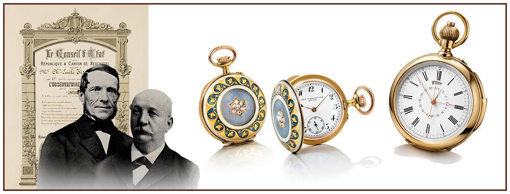 История и производство наручных часов Tissot