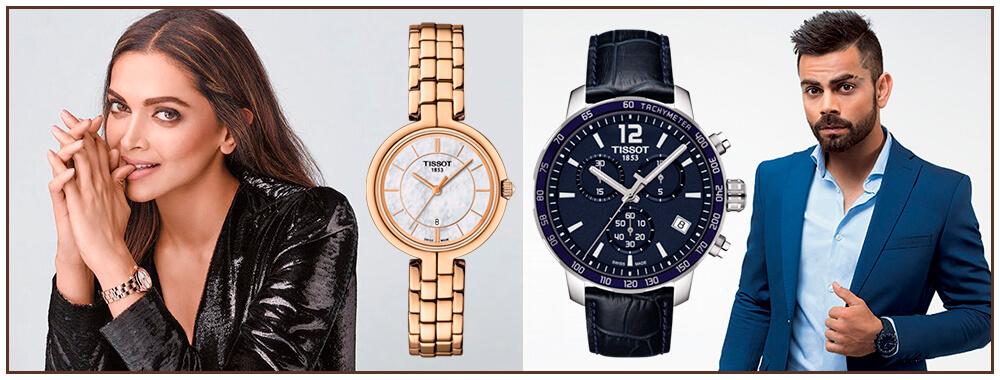 Лучшие модели и преимущества наручных часов Tissot