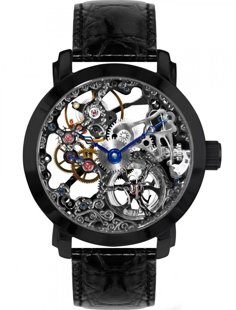 300c8e9a Часы мужские РФС P233032-11S классические и гарантией 12 месяцев.  детализация полный размер. Купить часы скелетоны ...