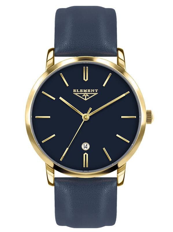 95aac478 Мужские часы 33 Element 331530 классические, синий и гарантией 33 месяца