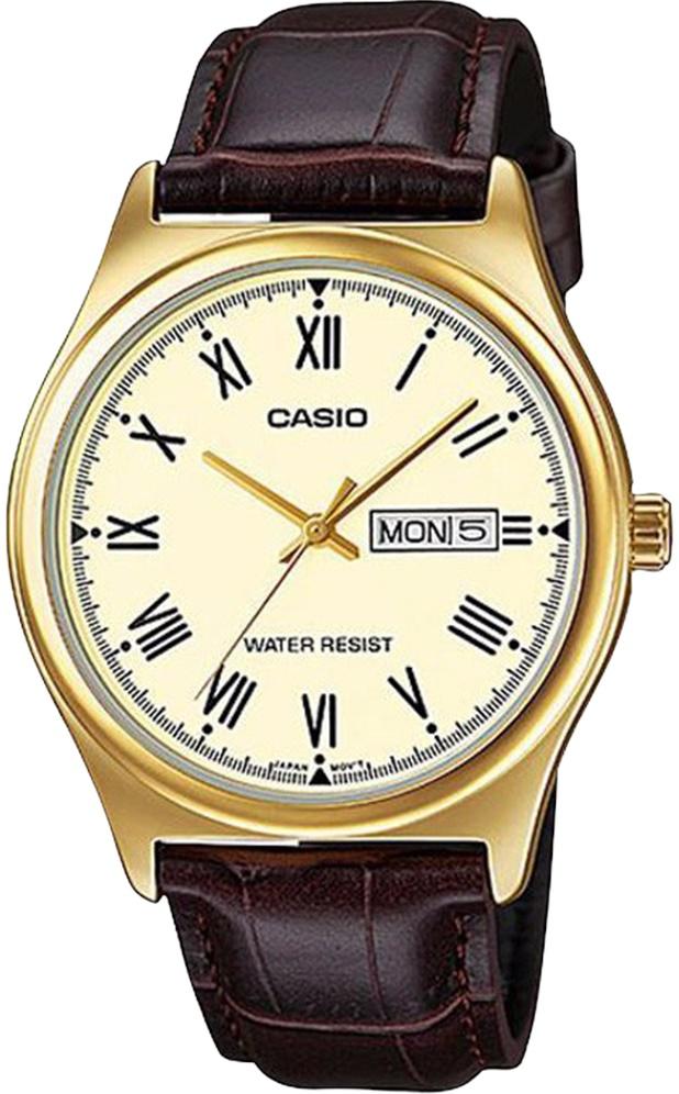 b819a4c6 Японские часы CASIO MTP-V006GL-9BUDF с гарантией 1 год