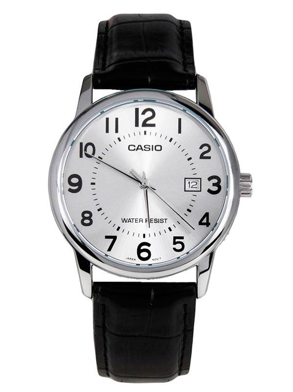 7a85b518 Мужские часы CASIO MTP-V002L-7BUDF классические, металлик и гарантией 12  месяцев