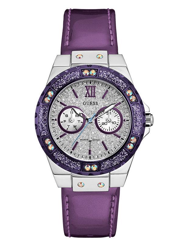 36966f9a Женские наручные часы GUESS W0775L6 в классическом стиле с календарем  купить в Киеве